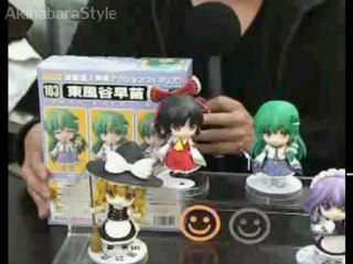 GSC introducing Nendoroid Remilia on 20100422