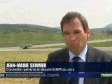 Extrait Midi Pile Franche-Comté France 3 du 24 avril 2010