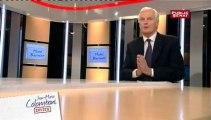 JEAN-MARIE COLOMBANI INVITE,Michel Barnier, Commissaire européen au Marché intérieur et aux Services