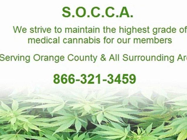Medical Marijuana Orange County Dispensary