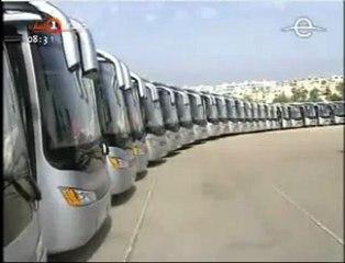 Nouveaux Bus de Rabat -Morocco