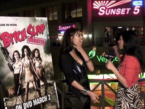 Julia Voth, Bitch Slap, Bitch Slap Movie, RealTVfilms