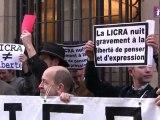 DLR 2ème manifestation de soutien à Éric Zemmour Éric 2/3