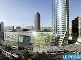 Lyon: bol d'oxygène à la Part-Dieu