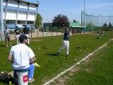 Stage Paques Minimes Cadets Baseball Savigny sur Orge