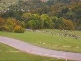 Cédric Piscitelli au rallye des Bauges 2009 sur 106 Kitcar
