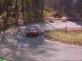 Lancia Delta à la montée historique de Quintal 2010
