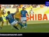 Italian National Football Team And Serie A - Goals