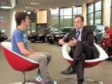 Interview de Xavier Duchemin - directeur Marketing Citroën