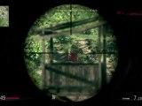 Sniper Ghost Warrior - Headshots Gameplay Trailer