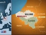 TF1 ne sait pas situer la Flandre et la Wallonie
