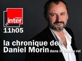 Déclaration à Claudia Cardinale - La chronique de Daniel Morin