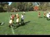 enfant vs balle de foot