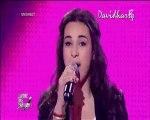 Camélia JORDANA  NON NON NON (live direct  TV)