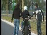 drine drine en moto