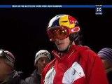 Simon Dumont Ski Big Air Gold