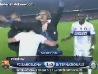 Mourinho, con el Barça en el corazón