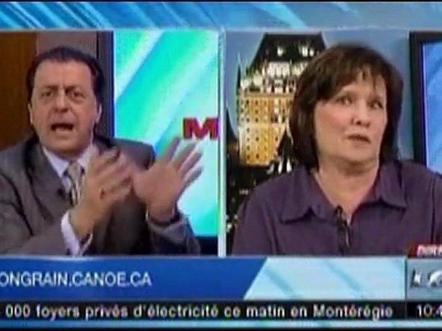 Joanne Marcotte sur les inégalités des service de garde.