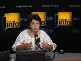 Corinne Lepage, France-info, 29 04 2010
