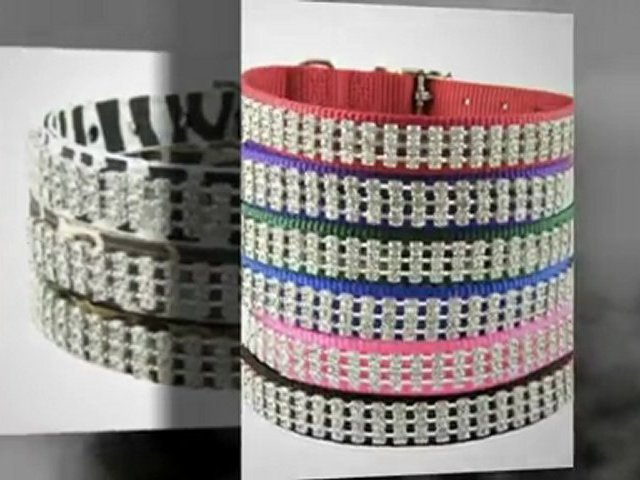 Jeweled Dog Collars – FurryFashionista.com