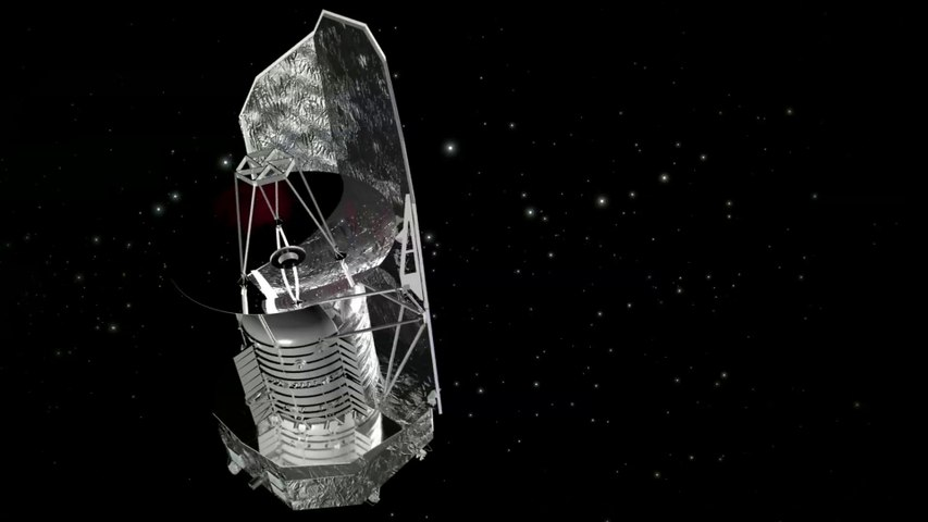 Mission Herschel: l'observatoire spatial