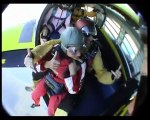 Skydive Lake Taupo, New Zealand