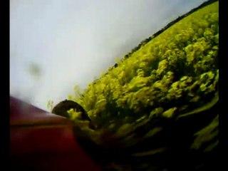 Crash à 210km/h Yamaha R1