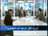 L'expulsion de sans papiers, Adnan AZZAM sur France 24