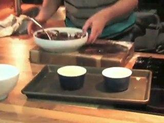 Delicious Chocolate Fondant - Food Mob Bites
