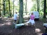 Pique-nique au bois 31-07-05