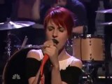 Paramore : Brick by boring brick live