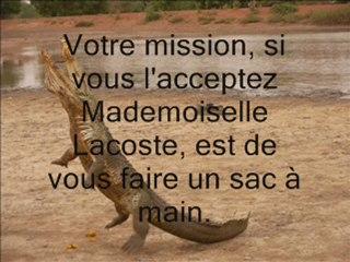 Mademoiselle Lacoste