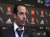 Football365 : Giuly après la victoire en Coupe de France