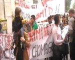 Manifestation contre l'islamophobie le 1er mai du com pop 84