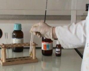 Test d'identification des alcènes