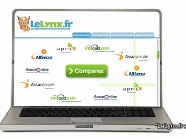 Pub TV - LeLynx.fr  - Comparateur Assurance Auto