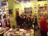 Les éditions Dédicaces au Salon du livre de Paris 2010