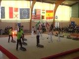 Gymnaestrada Rennes 2010 Cote d'Ivoire Deust Rennes 2