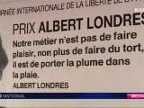 prix A. Londres 2010 - journée internationale de la presse