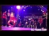 1er AVERTISSEMENT - Battle of the year 2010