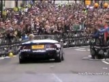 The start of the 2010 Gumball 3000 Rally! Pall Mall, London