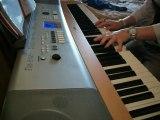 Vesoul de Jacques Brel au piano