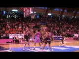 LFB 2009 - 2010 : play-off aller arras-bourges