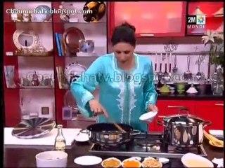 Poulet rôti et son riz au fruits sec