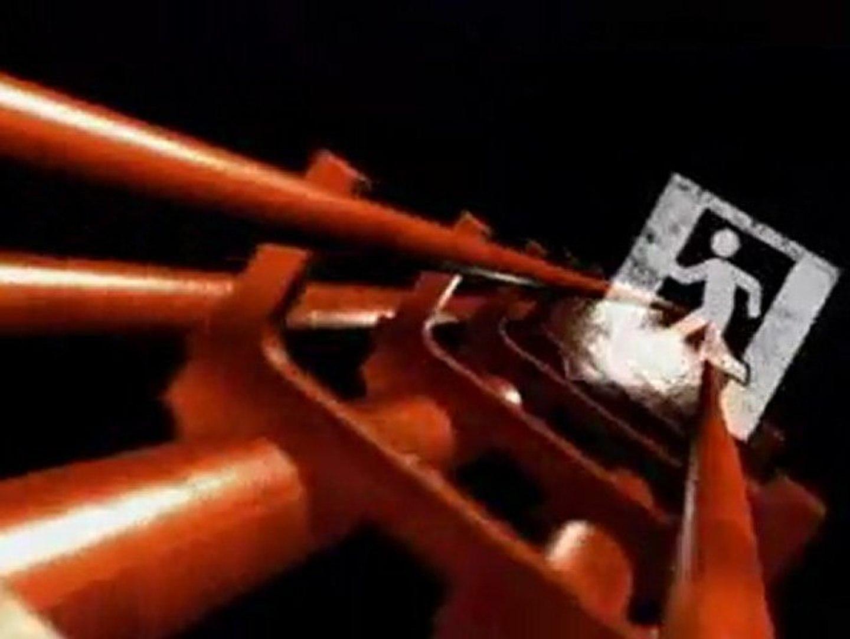 Labirent 3D - The Shock Labyrinth 3D - Senritsu Meikyu 3D