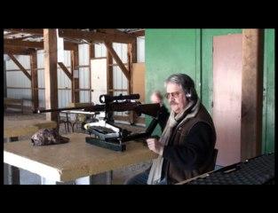 La carabine TC Icon Thomson Cal 243 winchester