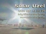 Solar Uzel :: Güneş Enerjisi Sistemleri :: Güneş Panelleri :