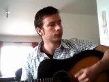 James blunt Goodbye my lover guitare