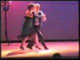 Sentimiento gaucho/tango canyengue