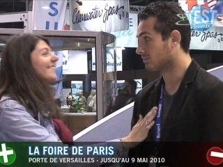 Le Test : Foire de Paris